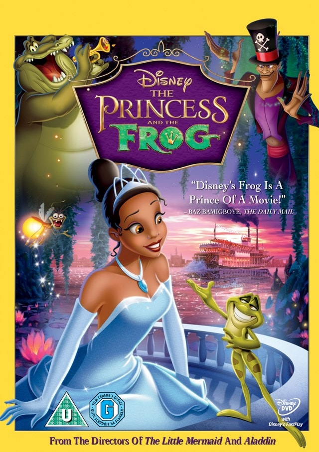 The Princess and the Frog - 3