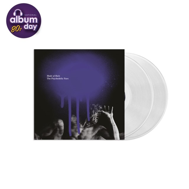 Made of Rain - Limited Edition White Vinyl (NAD20) - 1