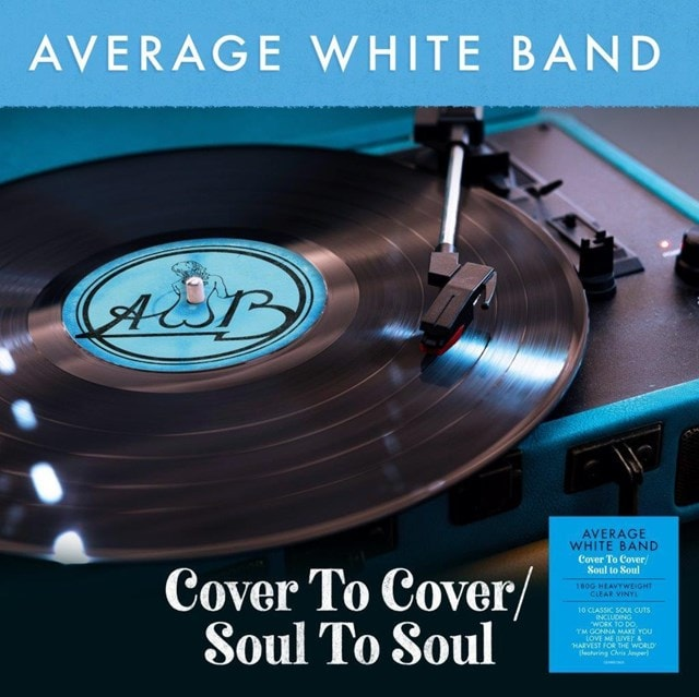 Cover to Cover/Soul to Soul - 1