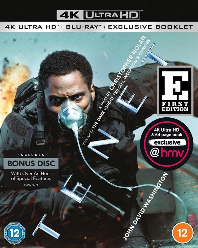 Tenet (hmv Exclusive) - First Edition - 1