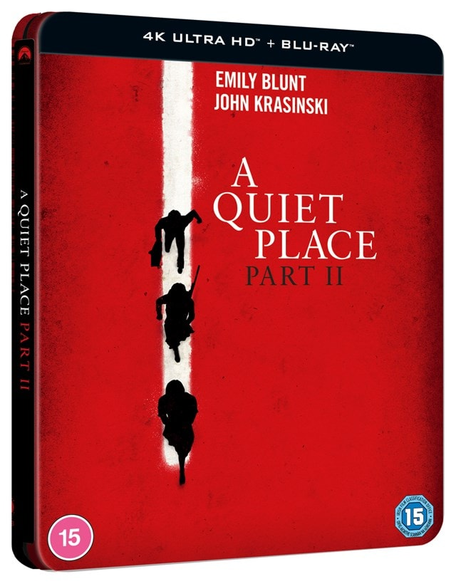 A Quiet Place: Part II Limited Edition Steelbook - 3