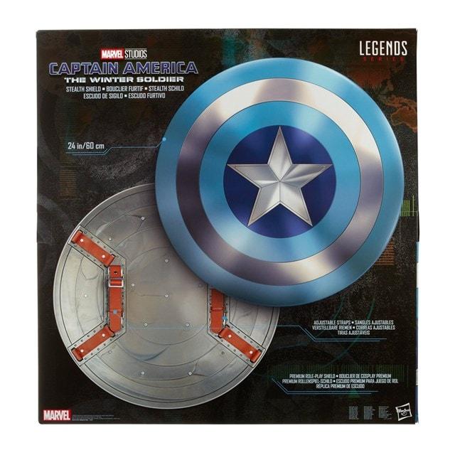 Captain America Stealth Shield Hasbro Marvel Legends - 3