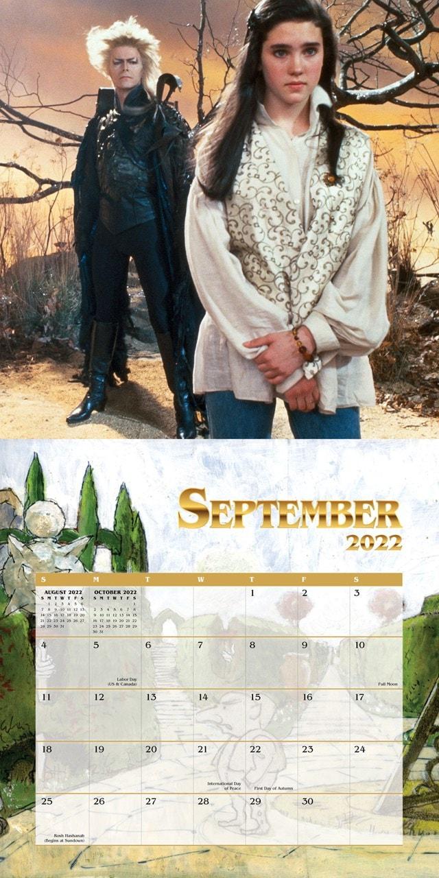 Labyrinth Square 2022 Calendar - 2