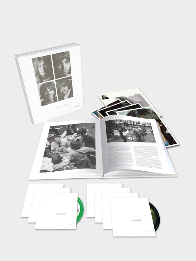 The Beatles White Album Super Deluxe - 2