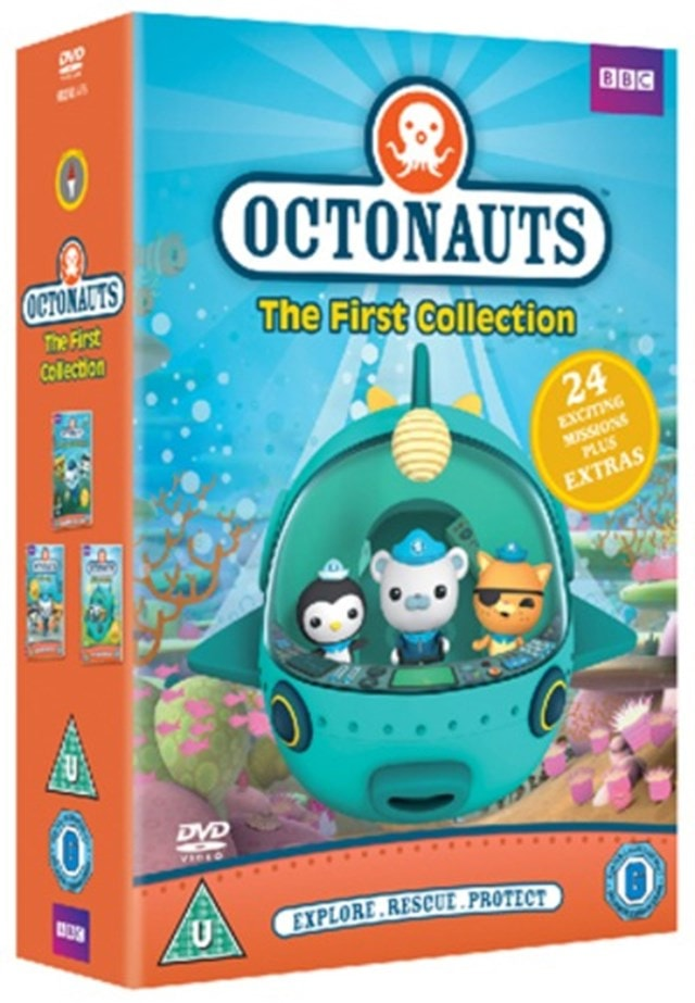 Octonauts: The First Collection - 1