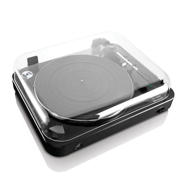 Lenco LBT-120BT Black Bluetooth Turntable - 3