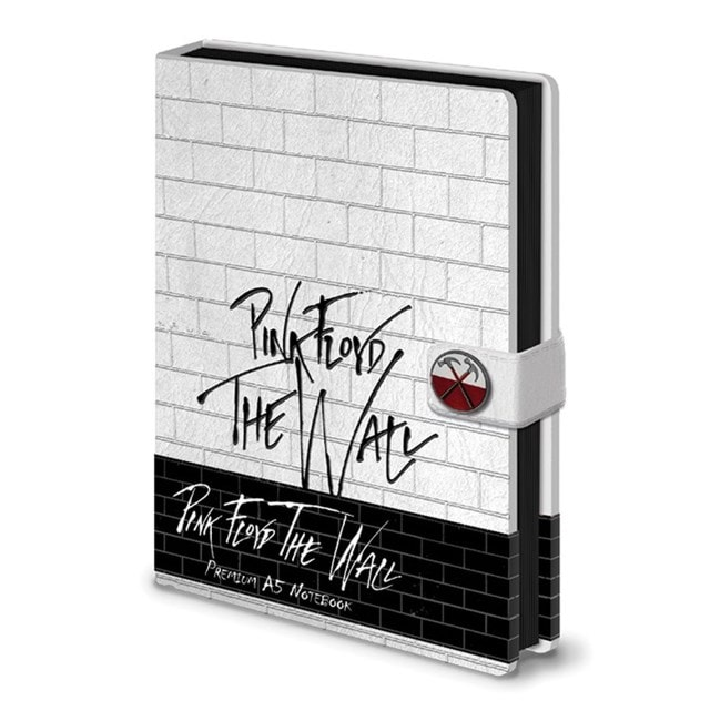 Pink Floyd: The Wall Premium A5 Notebook - 1
