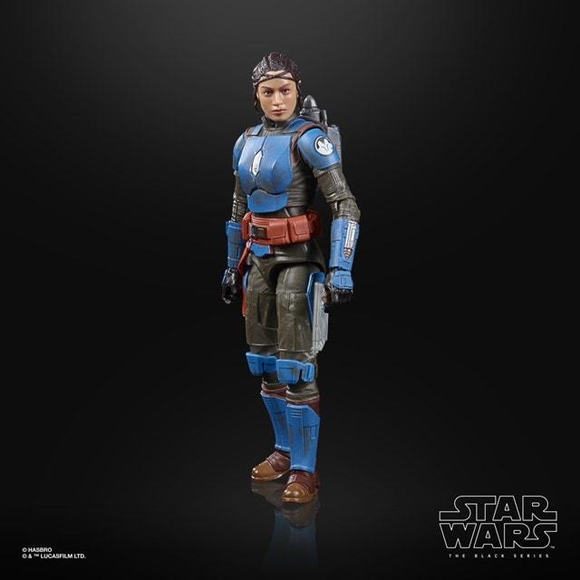 Koska Reeves: The Mandalorian: Star Wars Black Series Action Figure - 4