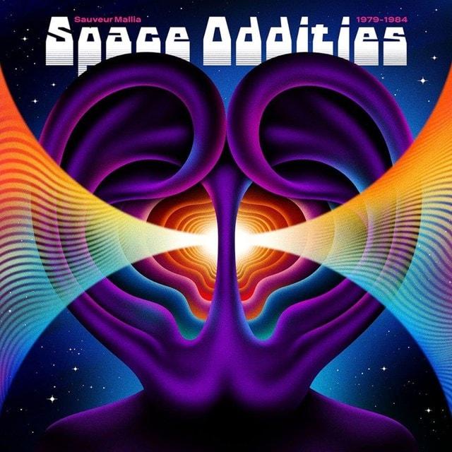 Space Oddities 1979-1984 - 1