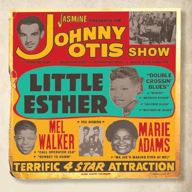 The Johnny Otis Show - 1