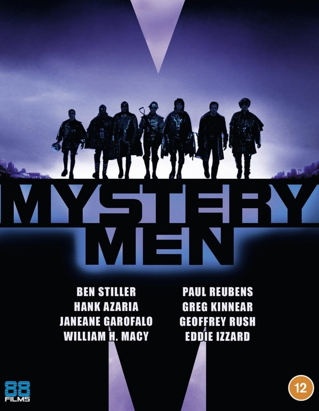 Mystery Men - 1