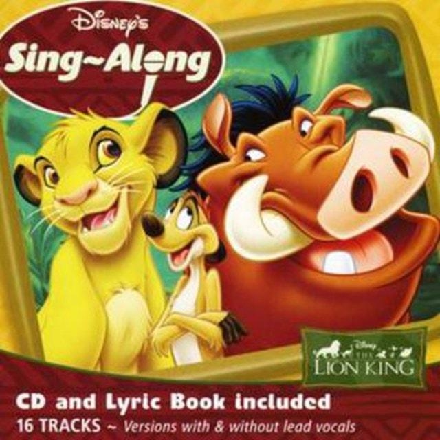 Disney's Sing-a-long - The Lion King - 1