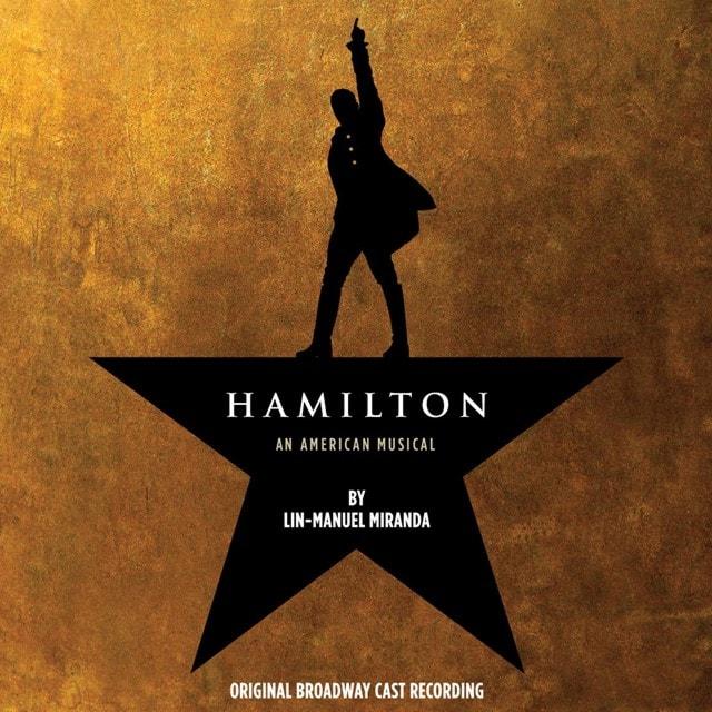 Hamilton: An American Musical - 1