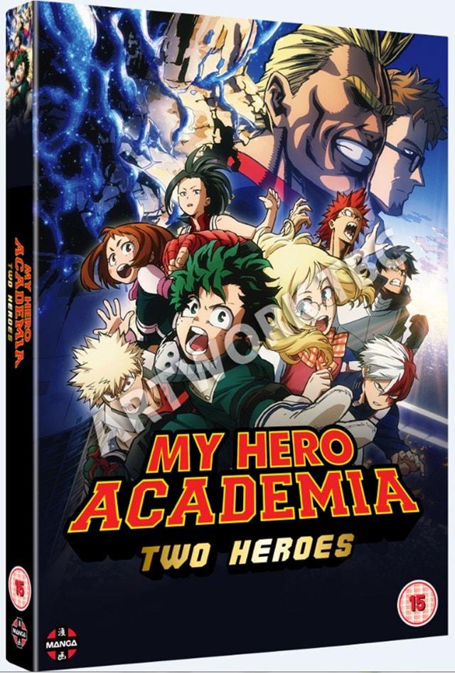 My Hero Academia: Two Heroes - 1