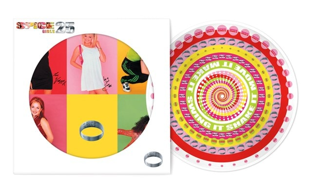 Spice: 25th Anniversary - Zoetrope Picture Disc - 1