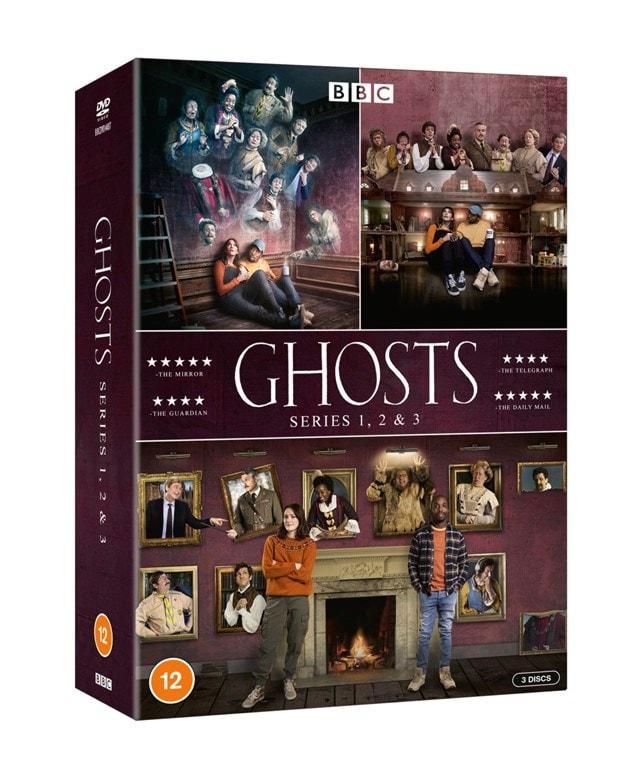 Ghosts: Series 1-3 - 2