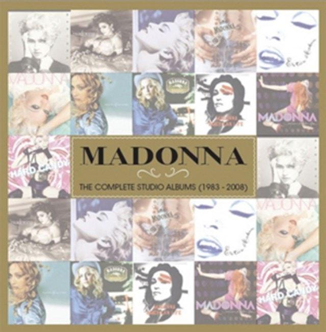 The Complete Studio Albums: 1983-2008 - 1