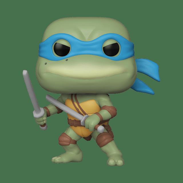 Leonardo (16) Teenage Mutant Ninja Turtles: 1990 Pop Vinyl - 1