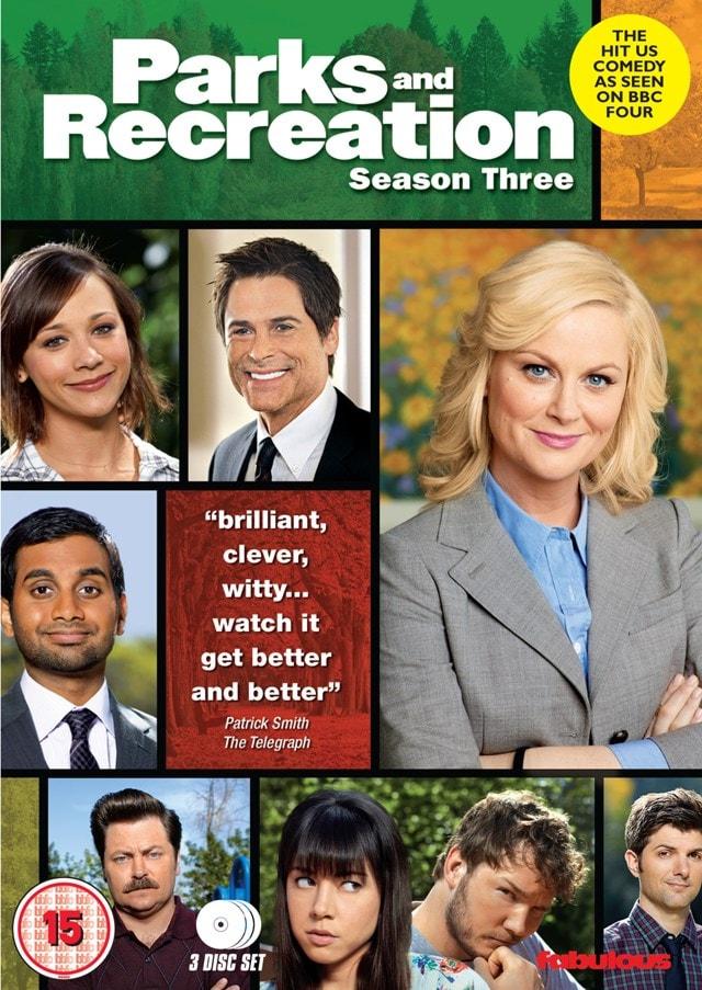 Parks and Recreation: Season Three - 1