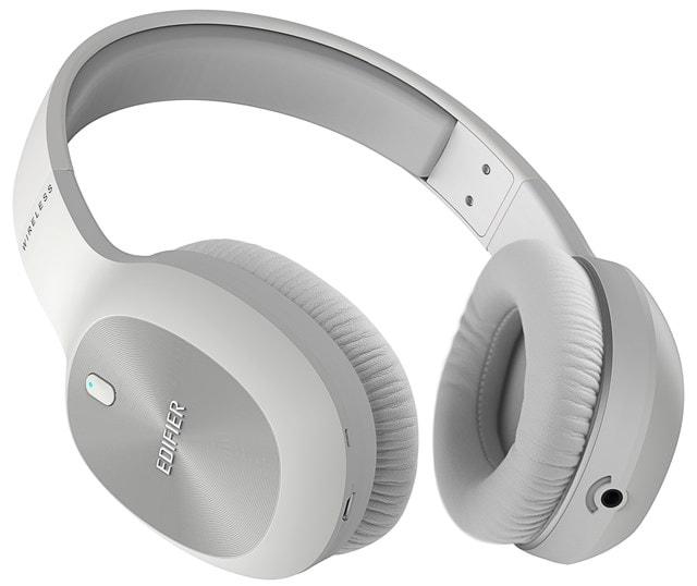 Edifier W800BT White Bluetooth Headphones - 2