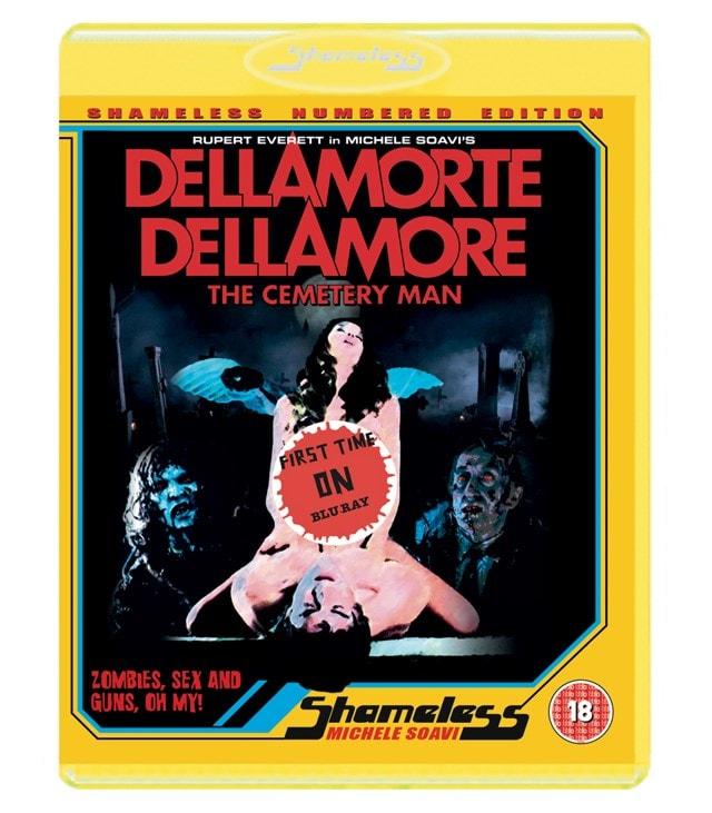Dellamorte Dellamore - 1