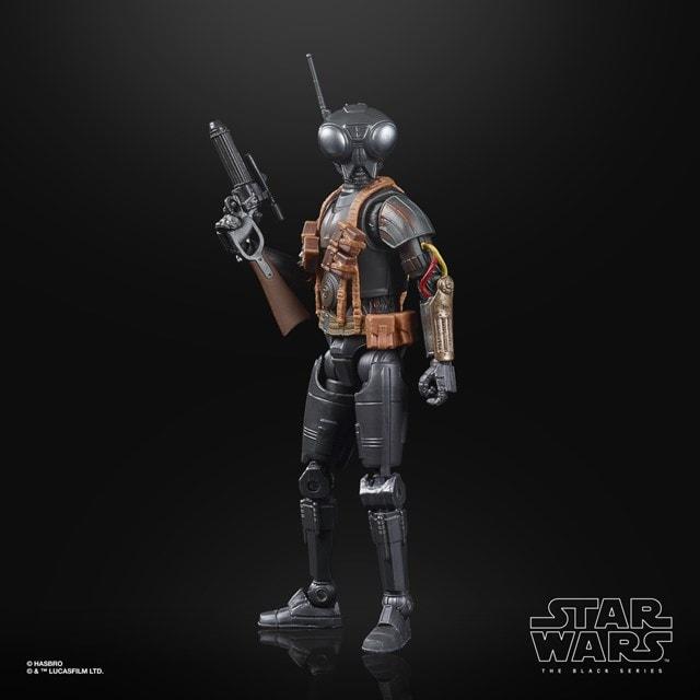 Q9-0: The Mandalorian: Star Wars Black Series Action Figure - 3