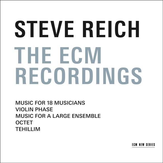 The ECM Recordings - 1