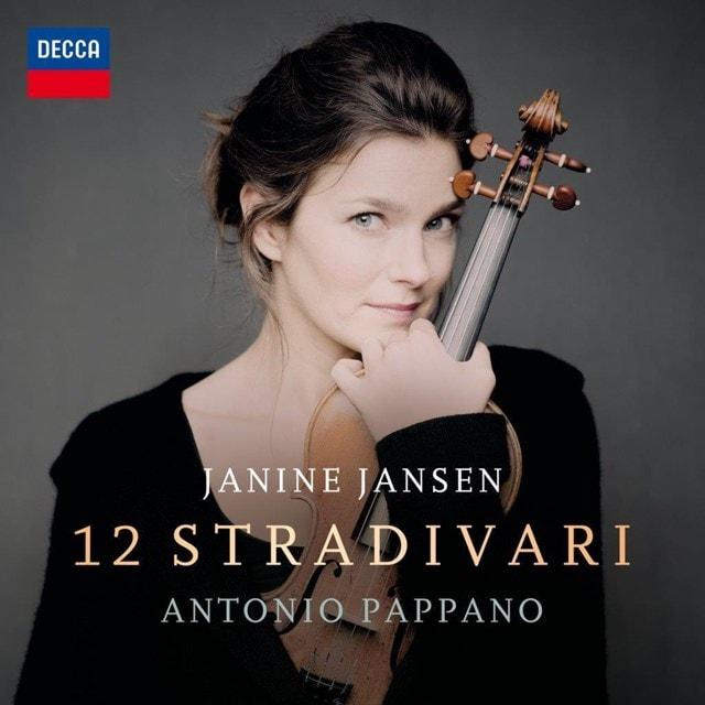 Janine Jansen: 12 Stradivari - 1