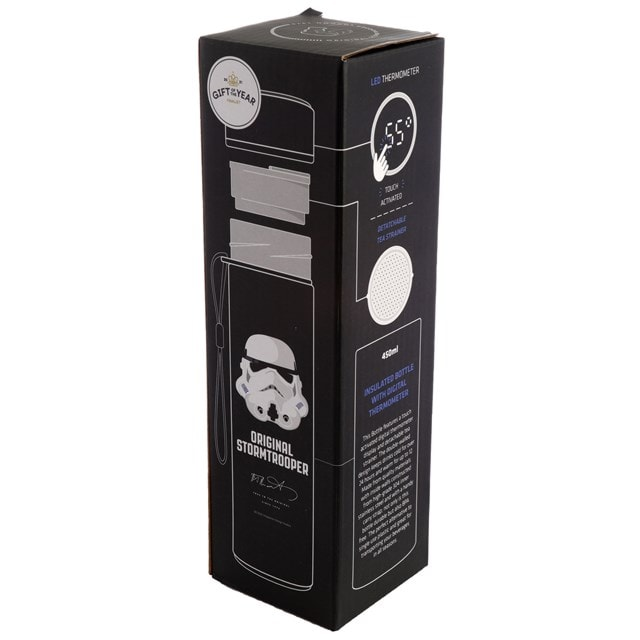 Original Stormtrooper Reusable Stainless Steel Thermal Insulated Bottle - 7