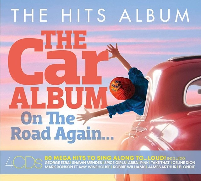 The Hits Album: The Car Album... On the Road Again - 1