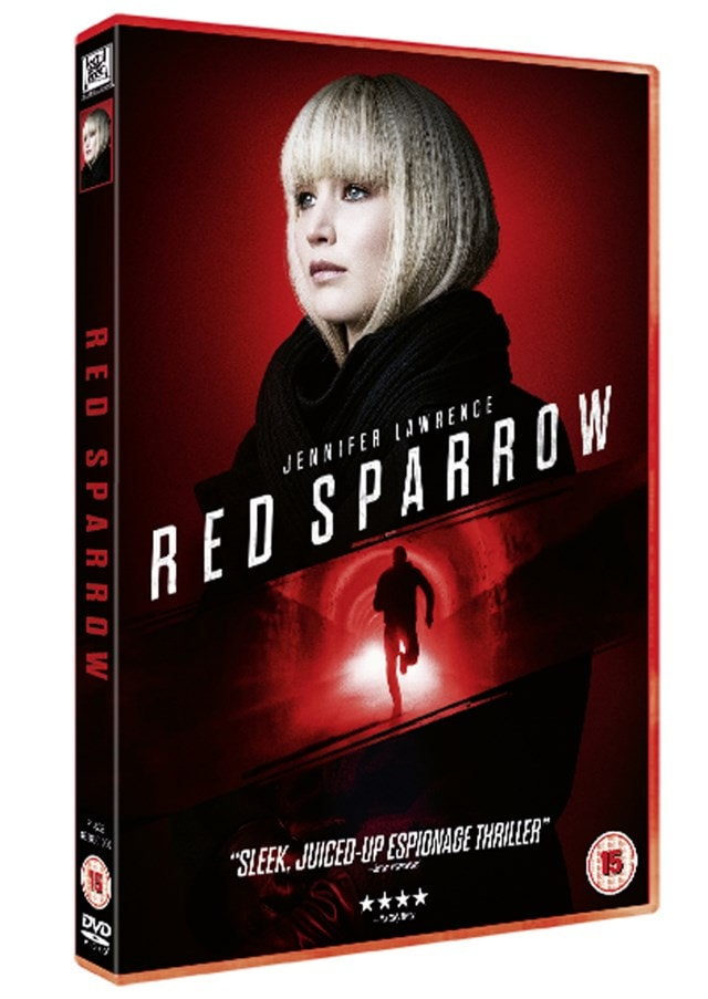 Red Sparrow - 2