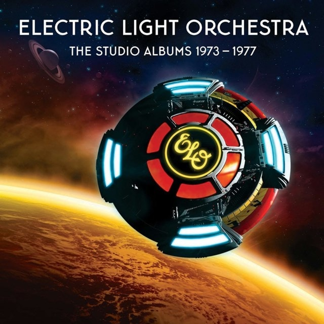 Studio Albums 1973-1977 - 1