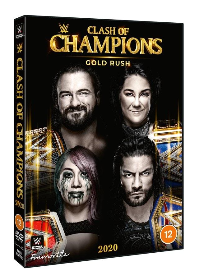 WWE: Clash of Champions 2020 - 2