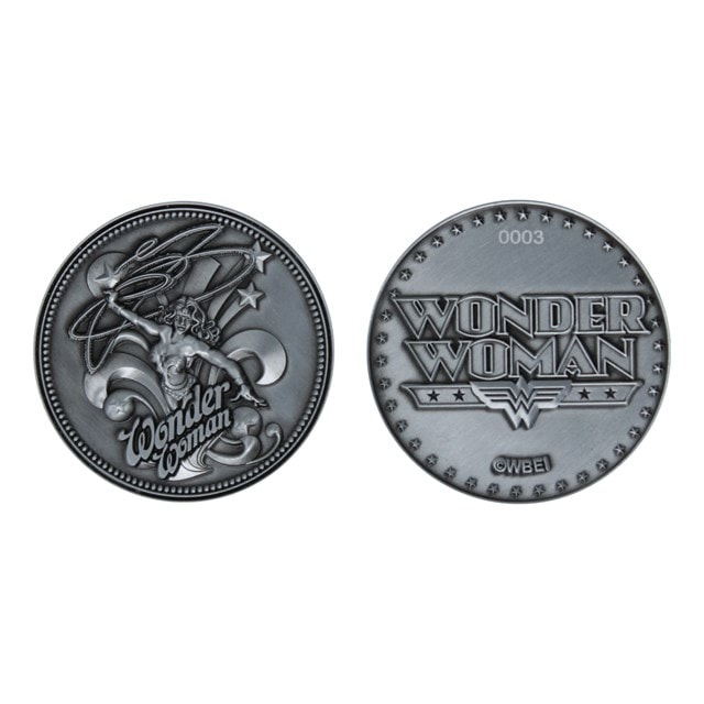 Wonder Woman: DC Comics Limited Edition Collectible Coin - 7