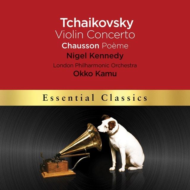 Tchaikovsky: Violin Concerto/Chausson: Poeme - 1