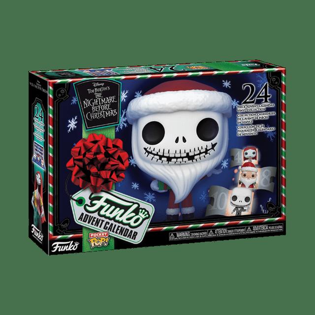 Nightmare Before Christmas Funko Advent Calendar - 1