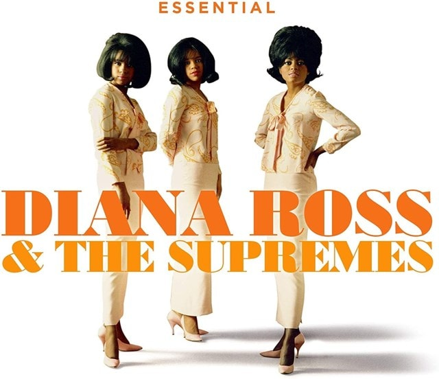 The Essential Diana Ross & the Supremes - 1