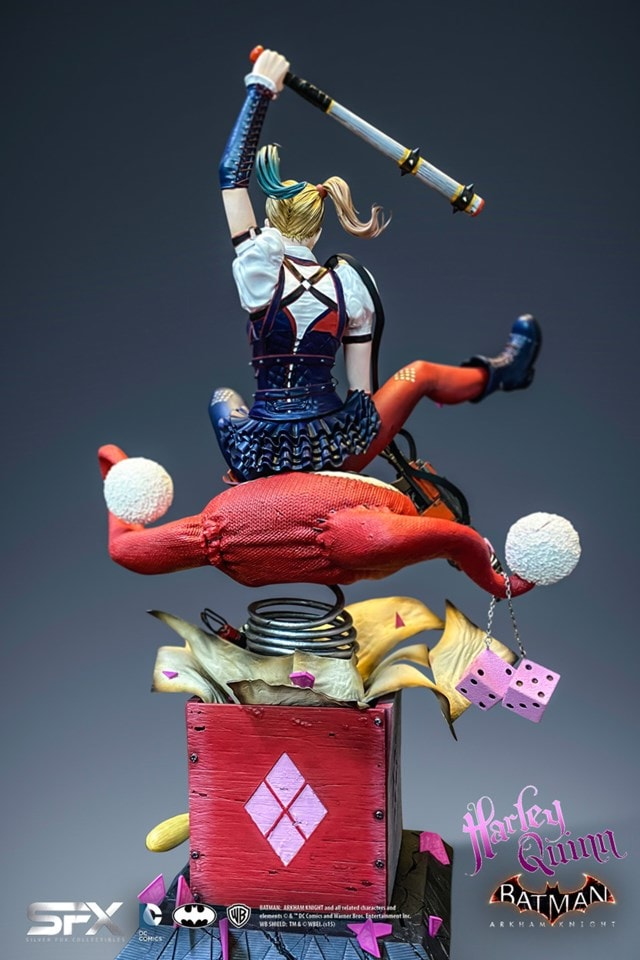 Harley Quinn: Arkham Knight Collectible Statue - 7