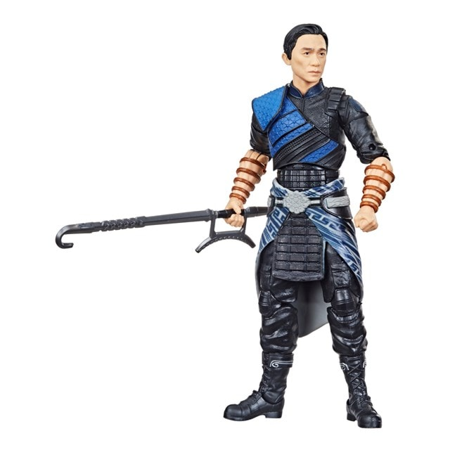Wenwu: Shang-Chi And Legend Of The Ten Rings: Marvel Legends Series Action Figure - 8