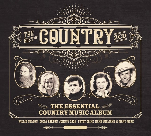 The Best of Country - 1