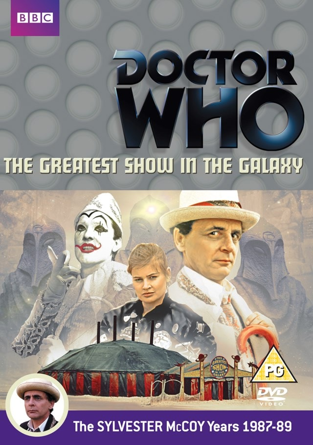 Doctor Who: The Greatest Show in the Galaxy - 1
