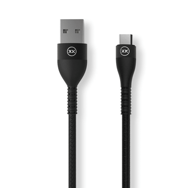 Mixx Charge Micro USB Charge & Sync Cable 2m - 1