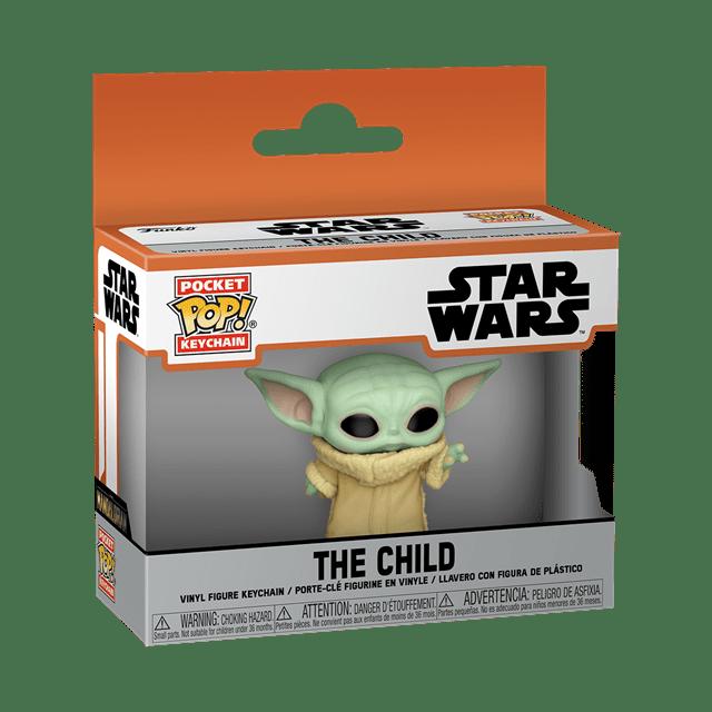 The Child: The Mandalorian: Star Wars Pop Vinyl Key Chain - 2