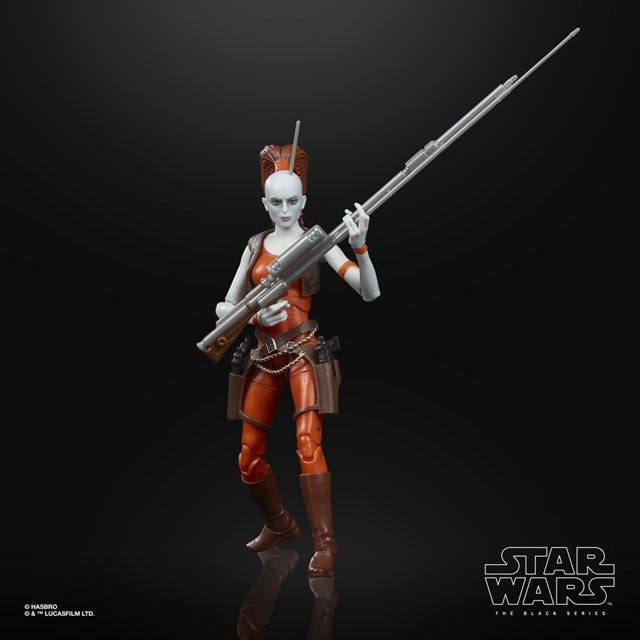 Aurra Sing: Clone Wars: Star Wars Black Series Action Figure - 4