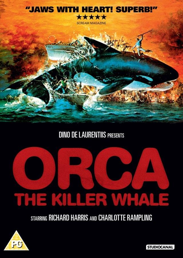 Orca - The Killer Whale - 1