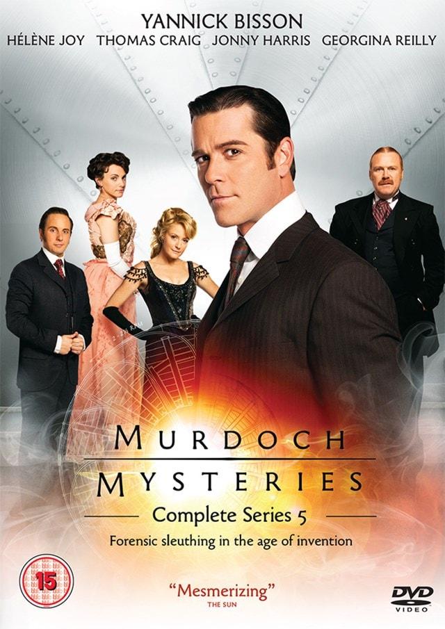 Murdoch Mysteries: Complete Series 5 - 1