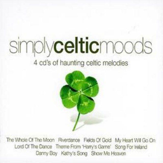 Simply Celtic Moods - 1