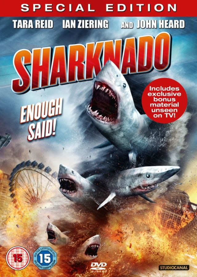 Sharknado - 1