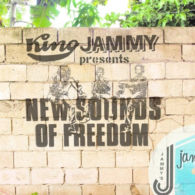 King Jammy Presents: New Sounds of Freedom - 1