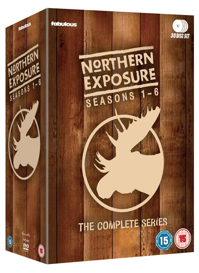 Northern Exposure: The Complete Series - 2